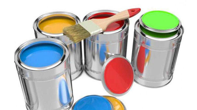 В чем разница между эмалью и краской?