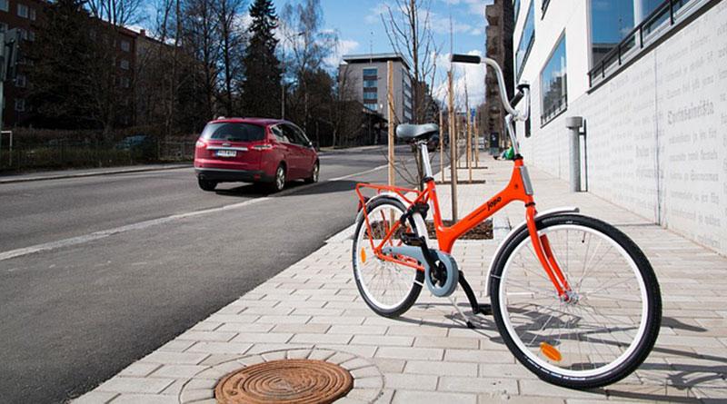 Является ли велосипед транспортным?