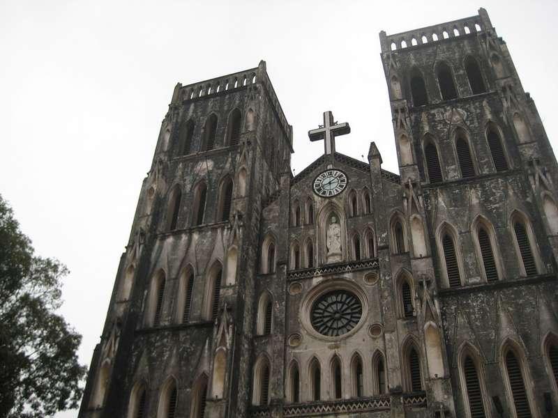 Католическая Церковь Ханой Вьетнам