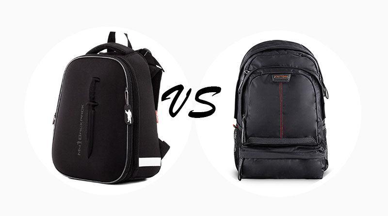 Рюкзак и ранец - разница
