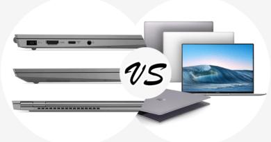в чем разница между ноутбуком и ультрабуком