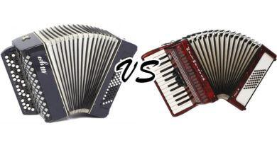В чем разница между баяном и аккордеоном