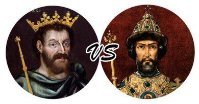 В чем разница между королем и царем