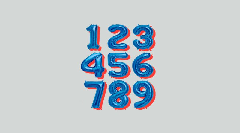Цифра Число